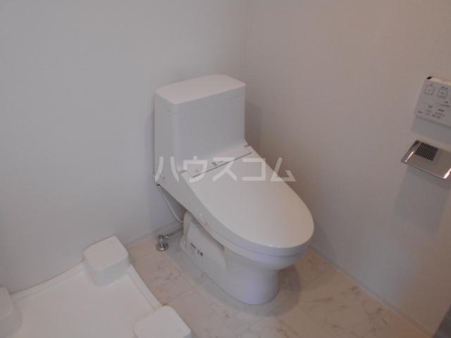 リヴシティ大泉学園 214号室のトイレ