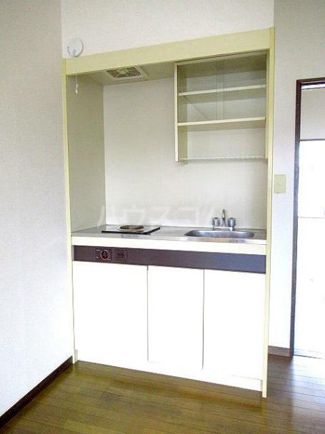 サンハイツフジ 201号室のキッチン