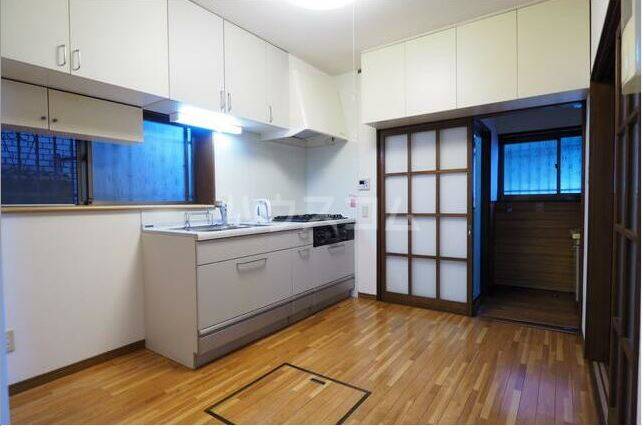 小金井市中町4丁目貸家のキッチン