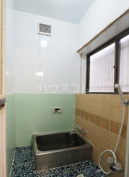 小金井市中町4丁目貸家の風呂