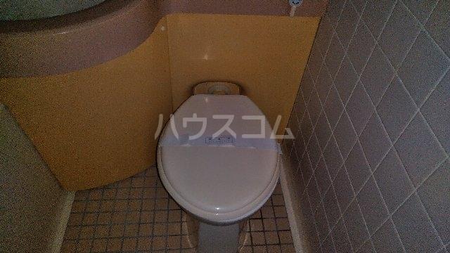 ライオンズテラス武蔵小金井 118号室のトイレ