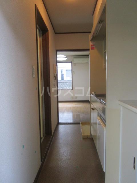 コーポ小町 101号室の玄関