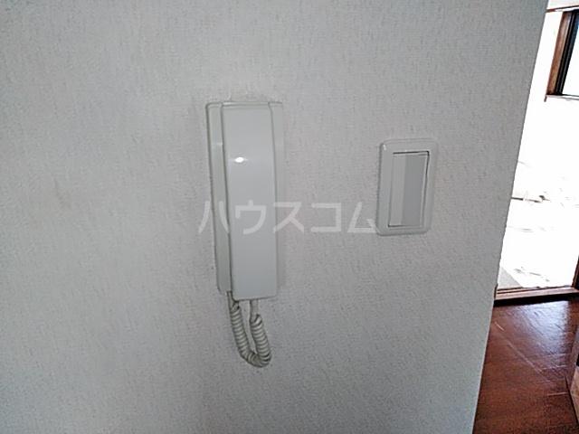 バームハイツ松尾 207号室のセキュリティ
