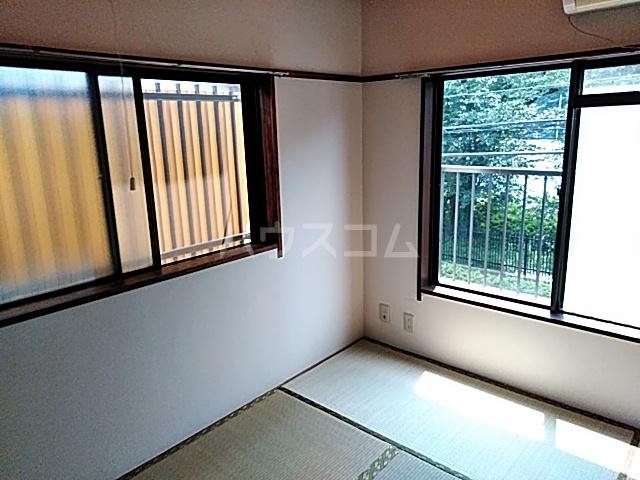 バームハイツ松尾 207号室の居室