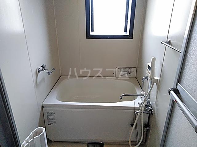 バームハイツ松尾 207号室の風呂