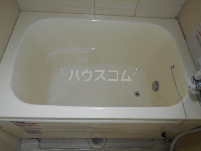 めぐみコーポ 201号室の風呂