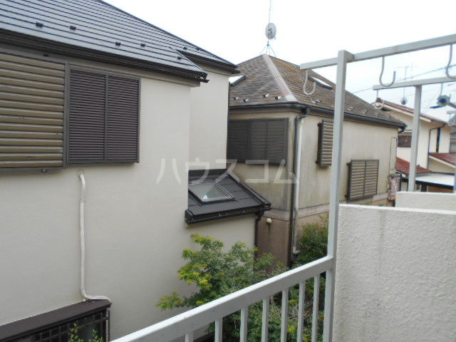 めぐみコーポ 201号室の景色