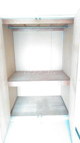 ジュネス田口 313号室の収納