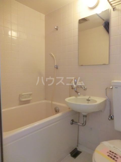 クレール2 216号室の風呂
