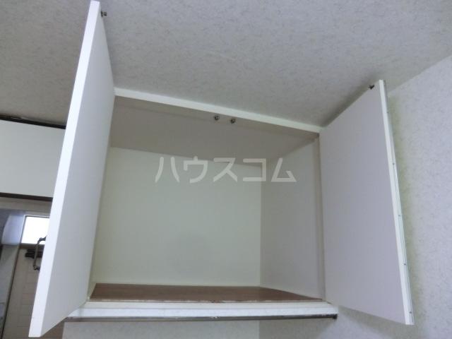 クレール2 216号室の収納