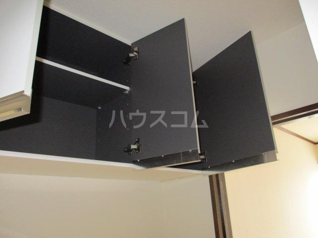 パレス萩 201号室のキッチン