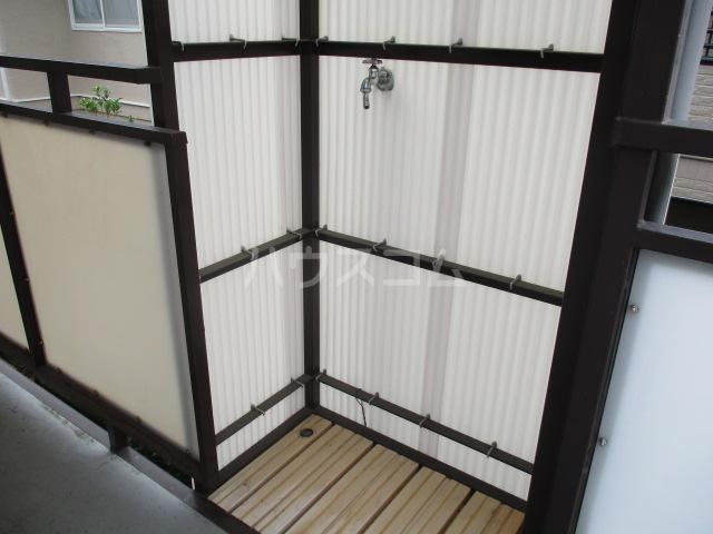 パレス萩 201号室の設備