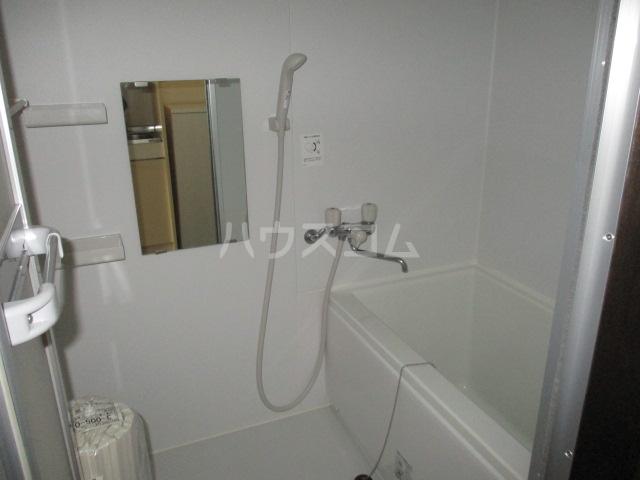 パレス萩 201号室の洗面所