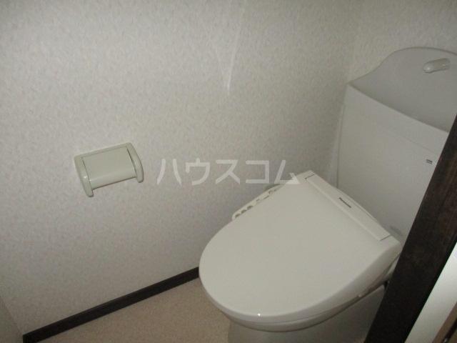 パレス萩 201号室のトイレ