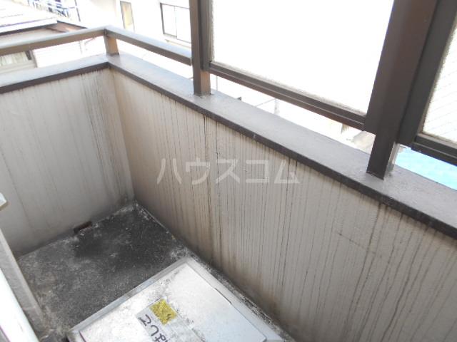 三澤ハイツ 305号室のバルコニー