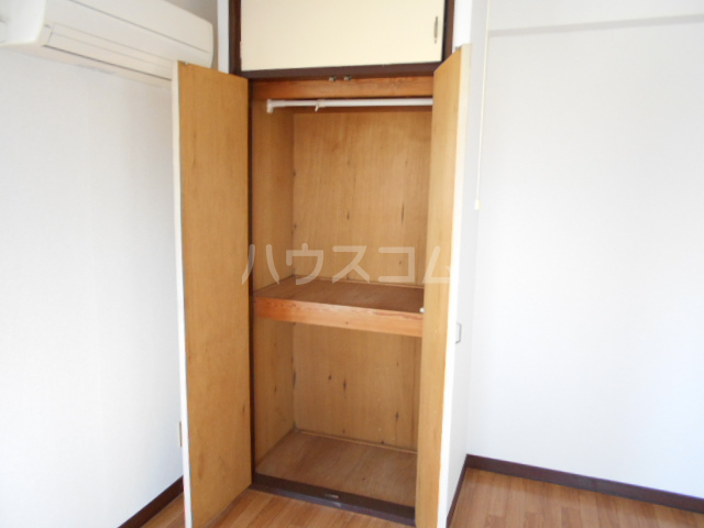 三澤ハイツ 305号室の収納