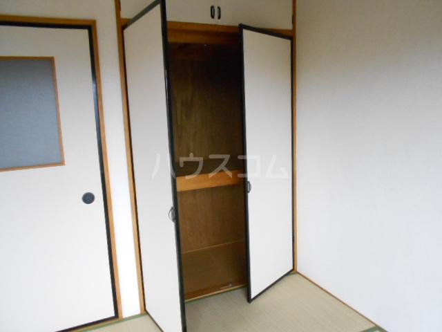 コーポウィンズ府中 207号室の収納