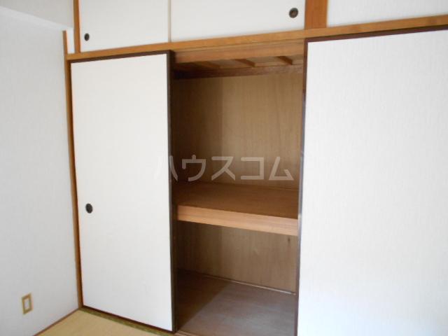 三澤ハイツ 202号室の収納