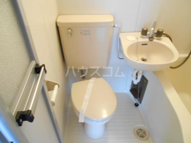 三澤ハイツ 202号室のトイレ