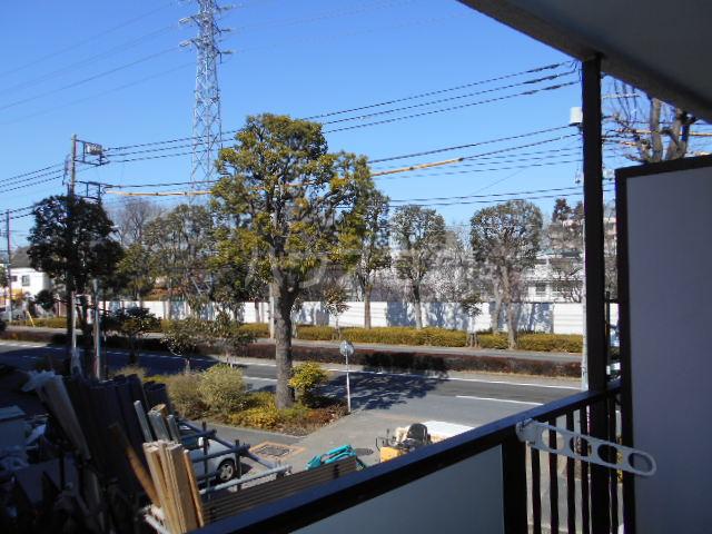 中川ビル 203号室の景色