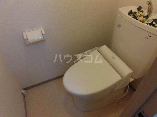 グリーンコーポラス 102号室のトイレ