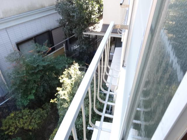 コーポ市瀬NO1 205号室のバルコニー