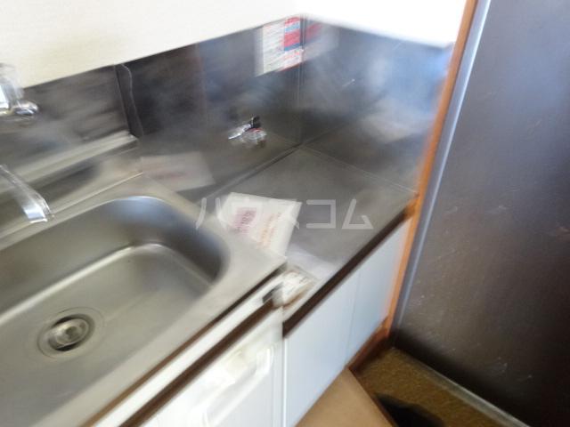 コーポ市瀬NO1 205号室のキッチン