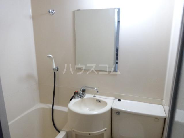 コーポ市瀬NO1 205号室の洗面所