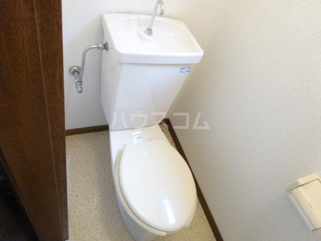 センター・ヴィレッジハイム 205号室のトイレ