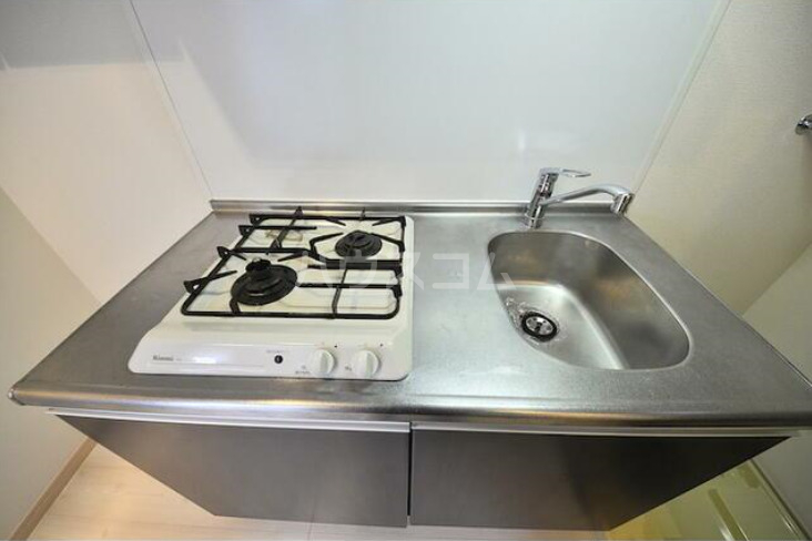 ラルゴ白糸台 209号室のキッチン