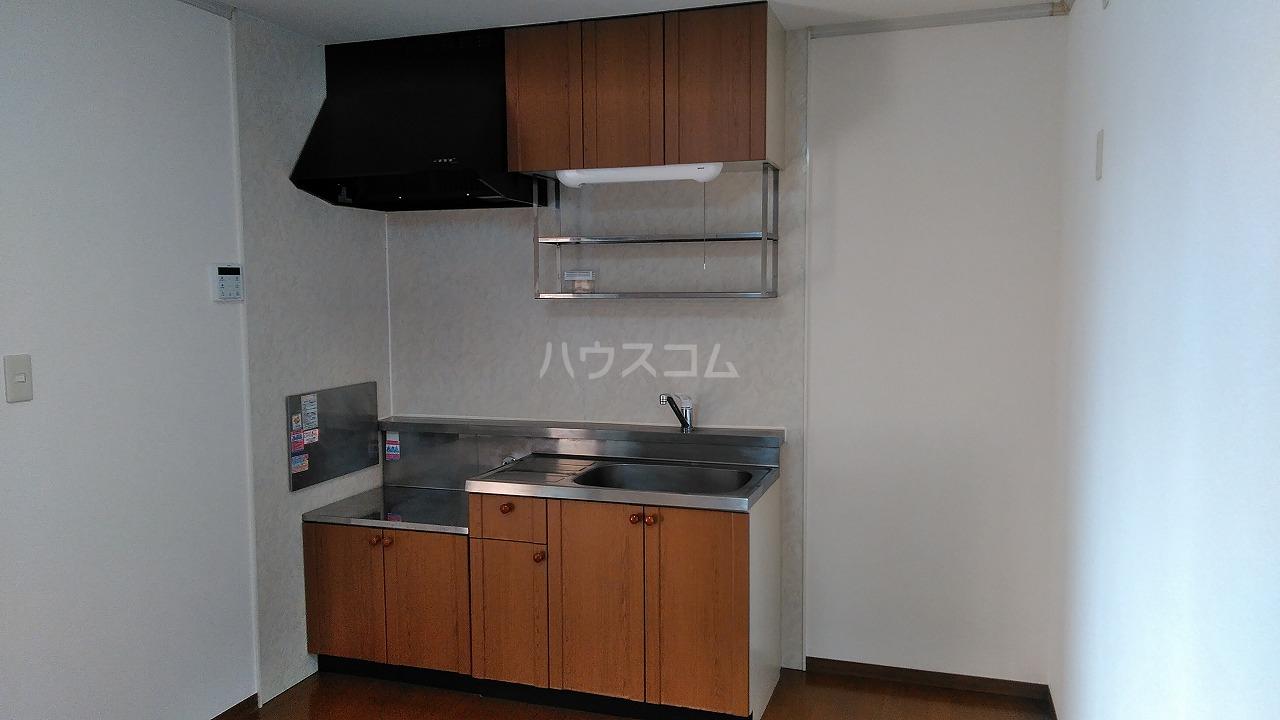 プリムラコート 205号室のキッチン