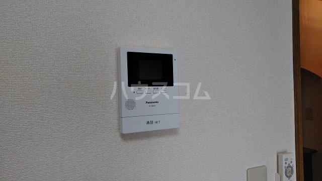 プリムラコート 205号室のセキュリティ