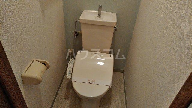 プリムラコート 205号室のトイレ