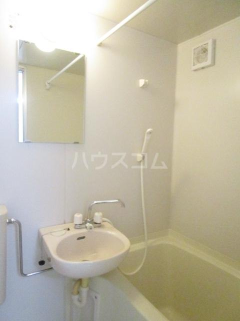 ハイツONO 202号室のトイレ