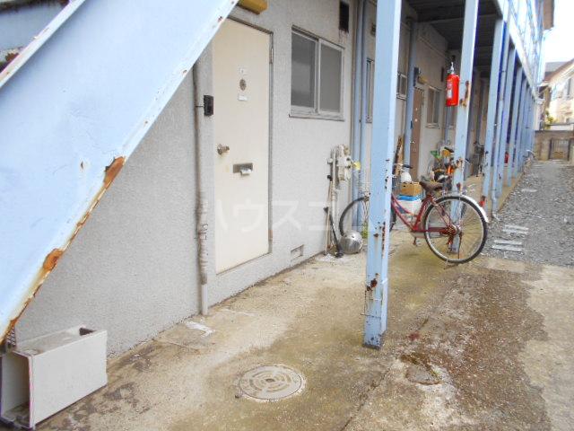 カーサ三岡 206号室の設備