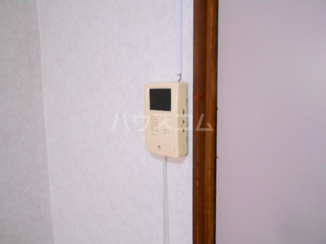 カーサ三岡 206号室のセキュリティ