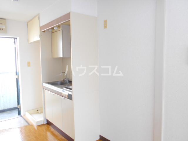 グリーンユースコーポ 105号室のキッチン