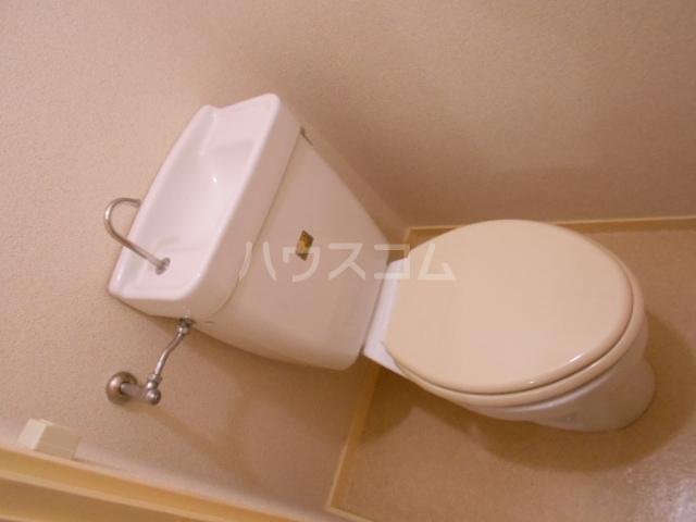 グリーンヒル 103号室のトイレ