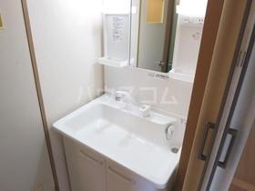 Mビル 3-D号室の洗面所