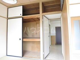 Mビル 3-D号室の収納