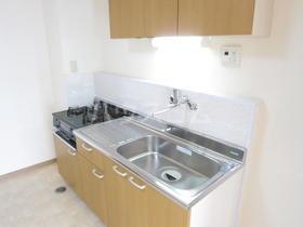 Mビル 3-D号室のキッチン