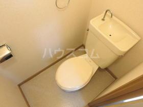 Mビル 3-D号室のトイレ