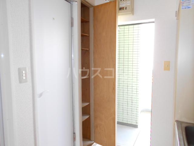グリーンユースコーポ 103号室の収納