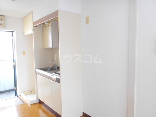 グリーンユースコーポ 103号室のキッチン