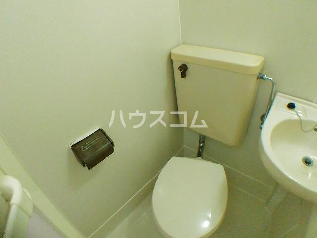 サウザンド2 101号室のトイレ