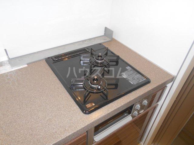 RELUXIA府中 301号室のキッチン