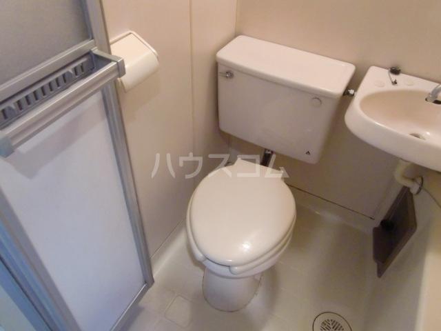 さつきコーポ 105号室のトイレ