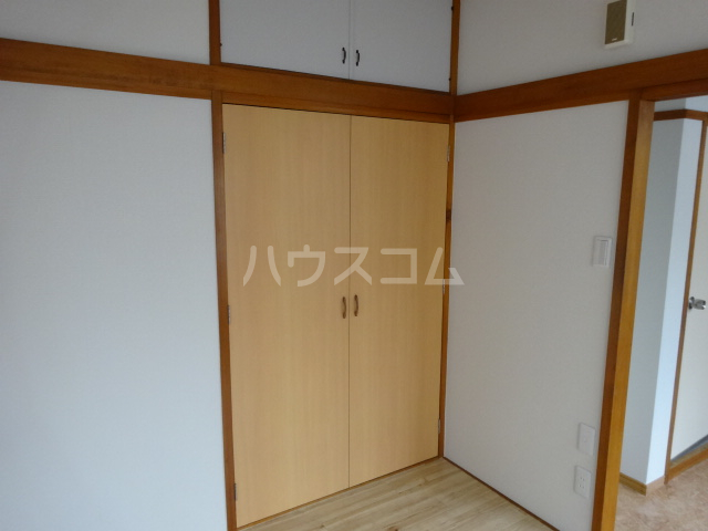 コーポ藤 201号室の収納