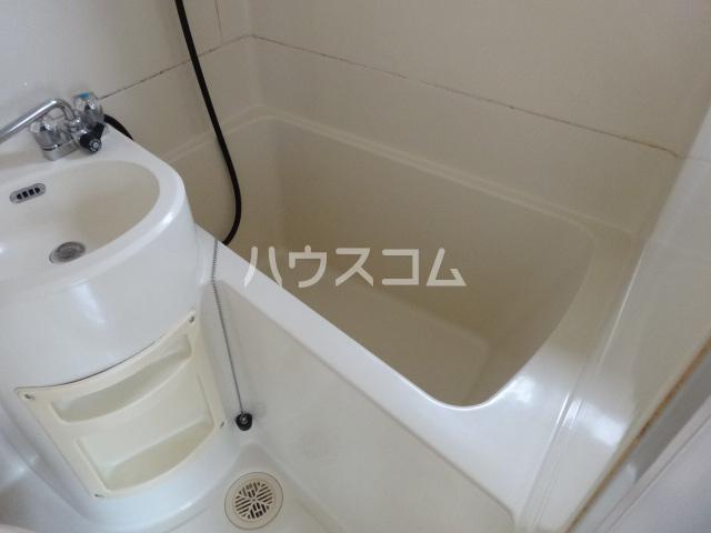 コーポ藤 201号室の風呂