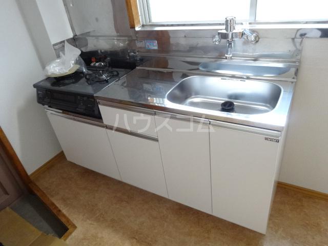 コーポ藤 201号室のキッチン
